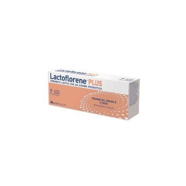 Lactoflorene plus 7+7 Flaconcini (promo: 7 flaconcini omaggio)