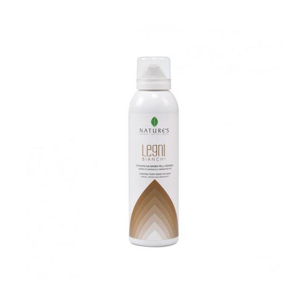 Legni Bianchi Schiuma da barba pelli sensibili 200 ml