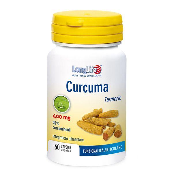 Longlife Curcuma 60 cps