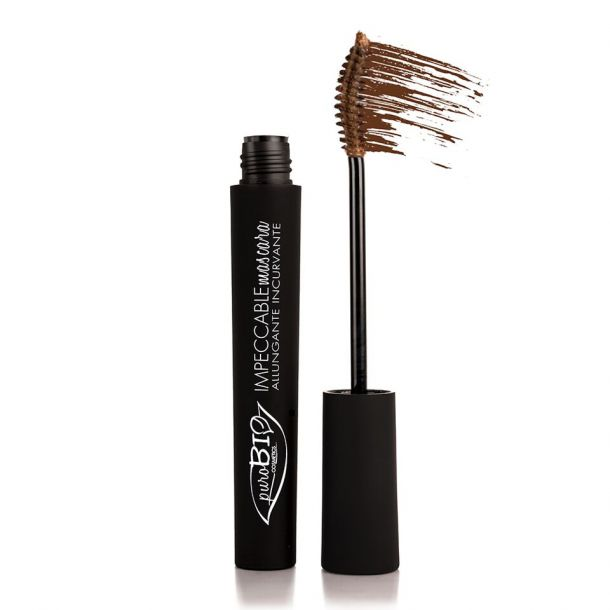 PuroBio Mascara IMPECCABLE 3 (brown)