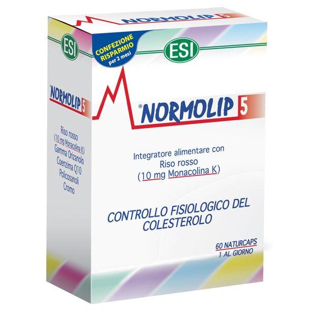 ESI Normolip 5 60 capsule