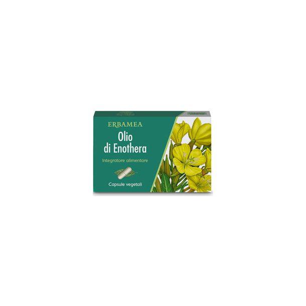 Olio di Enothera (Capsule Vegetali con estratto secco)