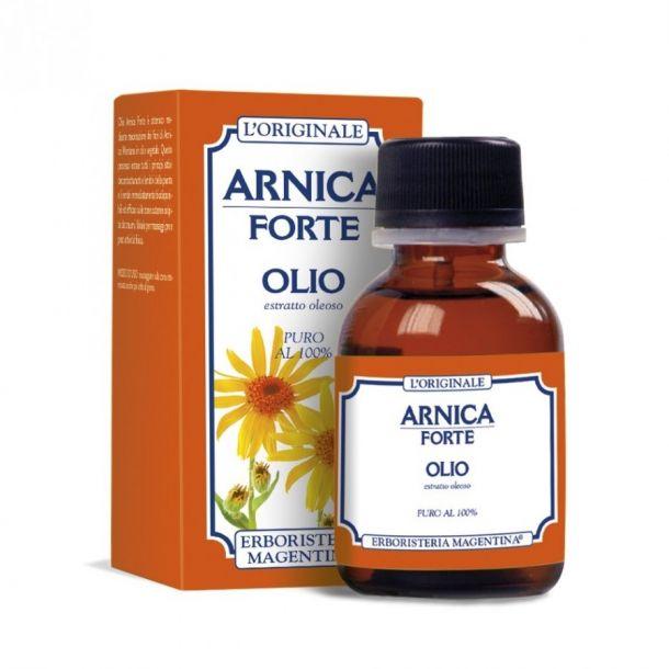 Arnica Forte Olio Puro 100% (50 ml)