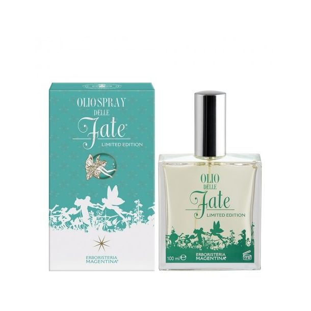 Olio delle Fate spray LIMITED EDITION 100 ml