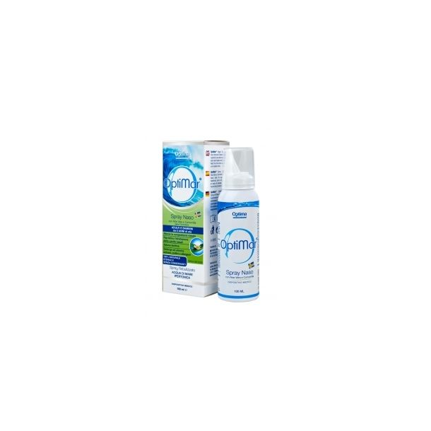 OptiMar Spray Naso con Aloe Vera e Camomilla