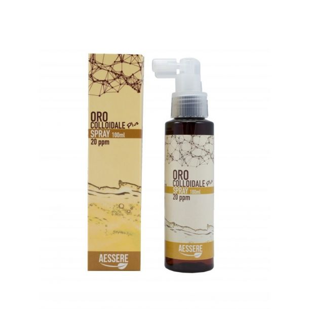 Oro Colloidale Plus spray 100 ml
