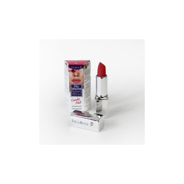 Più Volume Plumping Richlips - 4,5 ml (Candy Pink)