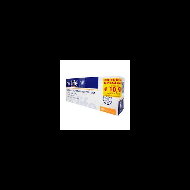 PROLIFE Lactobacilli (promo: 2 confezioni da 7 flaconi)