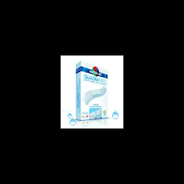Master Aid cerotto QuadraMed (formato extra: 45X57 mm) 10pz