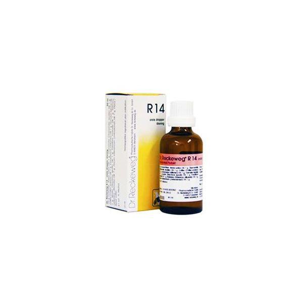 Dr Reckeweg R14 gocce (50 ml)