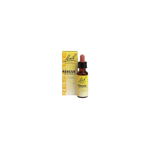 RESCUE REMEDY original Bach (10 ml)