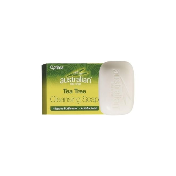 Optima Naturals Australian Tea Tree Sapone Purificante