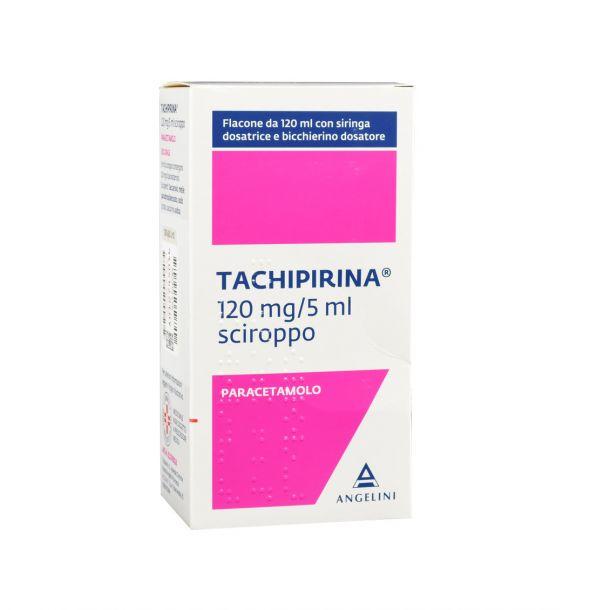 Tachipirina Sciroppo 120mg/5ml 120ml