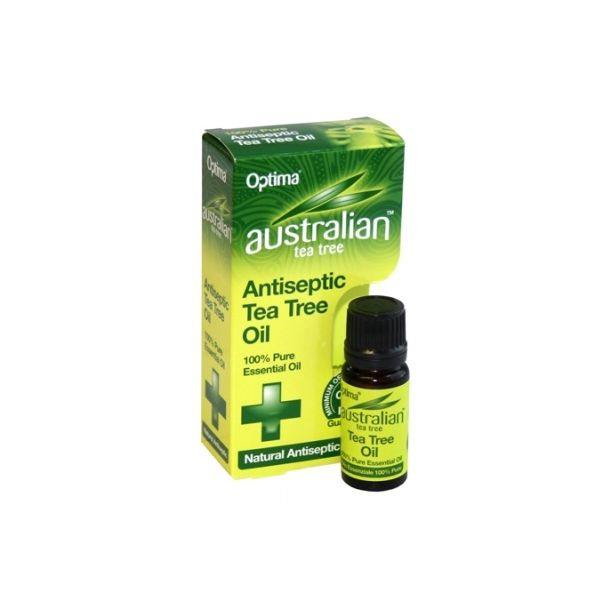 Optima Naturals Australian Tea Tree Olio Essenziale (25 ml)