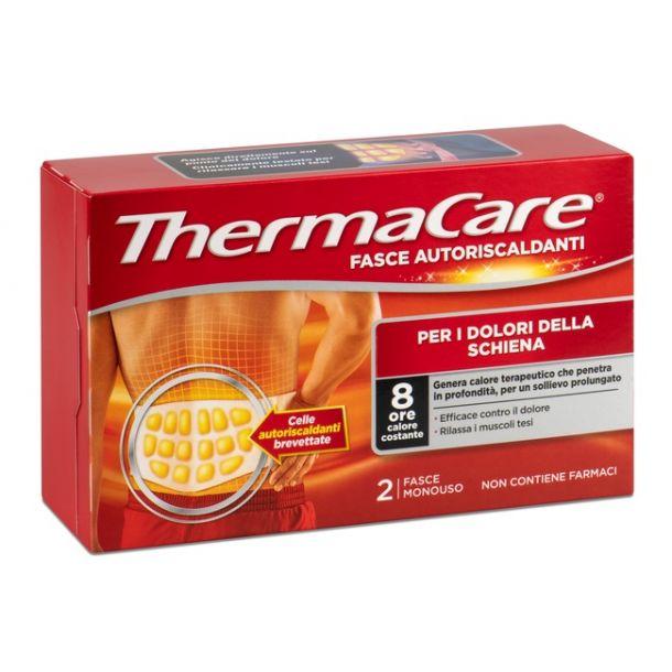 ThermaCare fasce autoriscaldanti per i dolori alla schiena (2 fasce)
