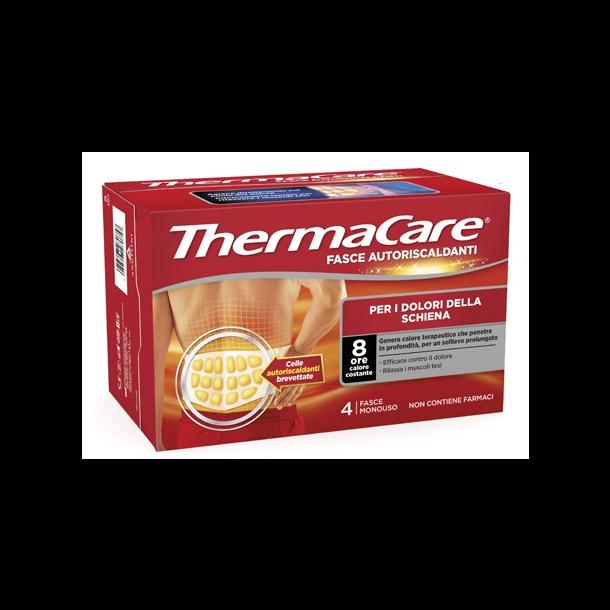 ThermaCare fasce autoriscaldanti per i dolori alla schiena (4 fasce)