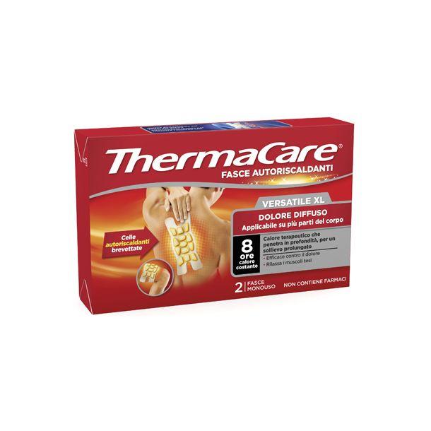 ThermaCare Fasce autoriscaldanti VERSATILE XL (2 fasce)