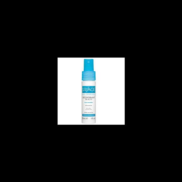 Uriage DEODORANT TRI-ACTIF (pelli sensibili)