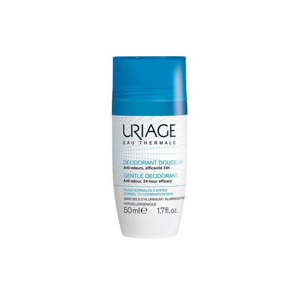 Uriage DÉODORANT DOUCEUR  (roll-on 50ml)