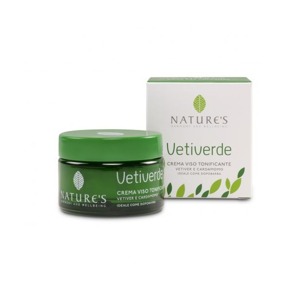 Vetiverde CREMA VISO TONIFICANTE 50 ml