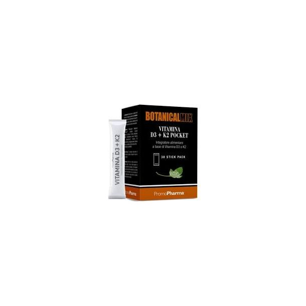 Vitamina D3 + K2 Pocket 30 Stick Pack