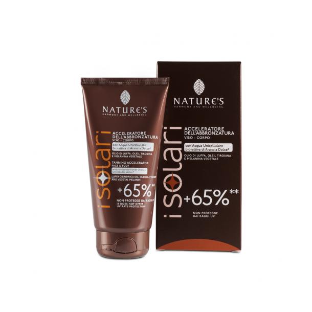 Nature's Acceleratore Abbronzatura +65%