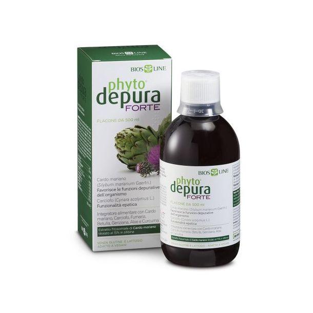 PhytoDepura Forte liquido