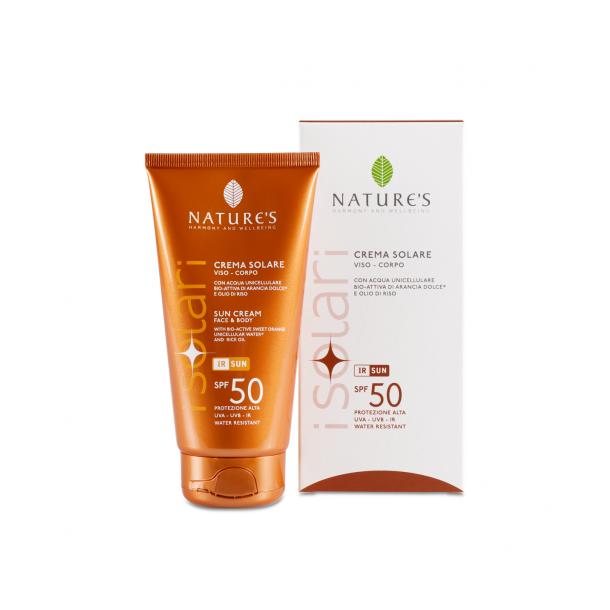 Nature's Crema Solare SPF50